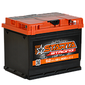 Акумулятори STARTA (Україна)