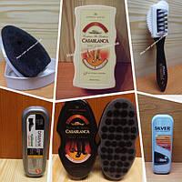 Губки, щетки для обуви