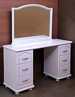 """Туалетний столик - трюмо з дзеркалом, трельяж """"Граф 3"""", фото 1"""
