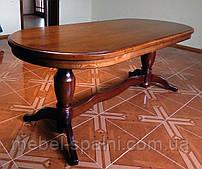 Стол обеденный деревянный 5