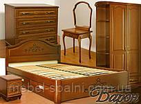 """Спальня - мебель """"Барон"""""""