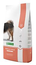 Корм Nature's Protection (Натур Протекшн) Medium Adult для взрослых собак средних пород, 12 кг