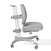 Комплект парта Colore Grey + подростковое кресло для дома Bello I Grey FunDesk , фото 3
