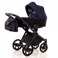 Детская коляска 2 в 1 Invictus V-Print Dark Blue, фото 1