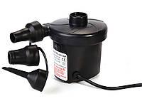 Электрический насос 220В, компрессор для надувных матрасов, бассейнов, лодок, кроватей, Скидки