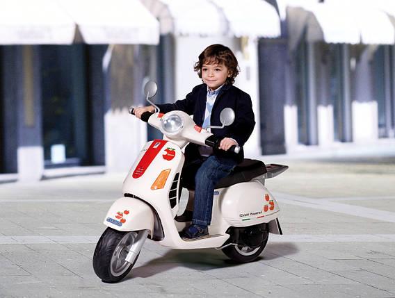 Детский мотороллер VESPA, фото 2