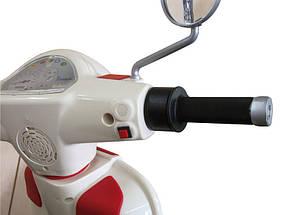 Детский мотороллер VESPA, фото 3