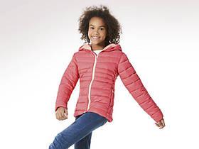 Тепла легка куртка для дівчаток PEPPERTS