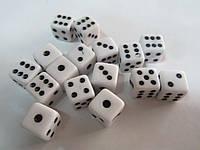 Кости игральные кубики (8 * 8 мм)