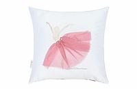 Декоративная подушка Балерина 43х43см