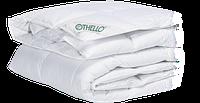 Отличное одеяло из гусиного пера и пуха 155х215 Othello QUILT