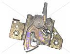 Замок капота для Ford Fusion 2002-2012 1300444, 1474279, 2N1H16C680AB, 2N1H16C680AC
