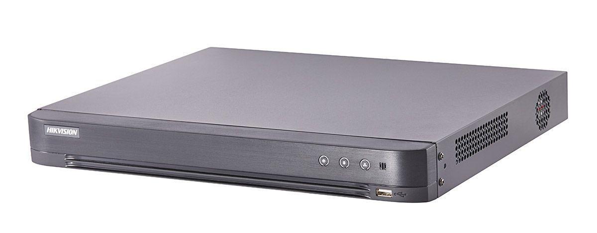 16-ти канальний Turbo HD відеореєстратор Hikvision DS-7216HQHI-K2 (4 аудіо)