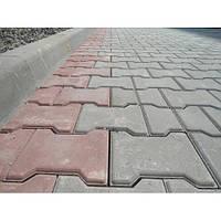 Тротуарная плитка предназначена для устройства верхнего покрытия тротуаров, пешеходных дорожек, площадок для легкового автомобильного транспорта.