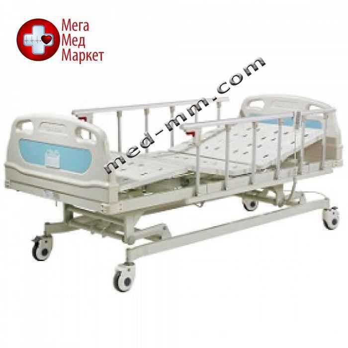 Реанимационная кровать с электроприводом, 4 секции, OSD-B02P