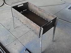 Мангал разборной (толщина металла 4мм), фото 2