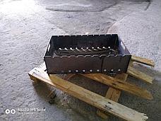 Мангал разборной (толщина металла 4мм), фото 3