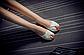 Шлепанцы женские белые Б768 УЦЕНКА, фото 3