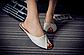 Шлепанцы женские белые Б768 УЦЕНКА, фото 4