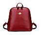 Сумка рюкзак женская бордовая код 3-309, фото 3