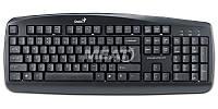 Клавиатура Genius KB-110 Black PS/2 (31300689104)