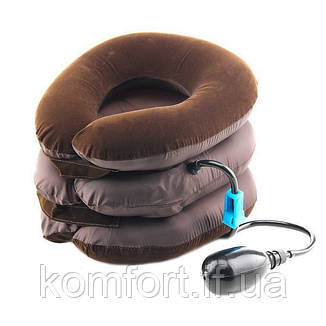 Ортопедический лечебный надувной воротник, фото 2