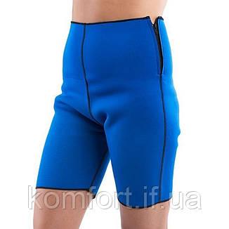 Корректирующие шорты для похудения с эффектом сауны Short Bermuda Reversible, фото 2