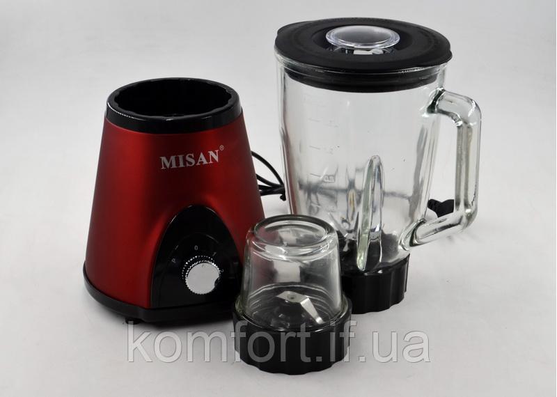Блендер Misan MD-142 (750 Вт / 1,5 л)