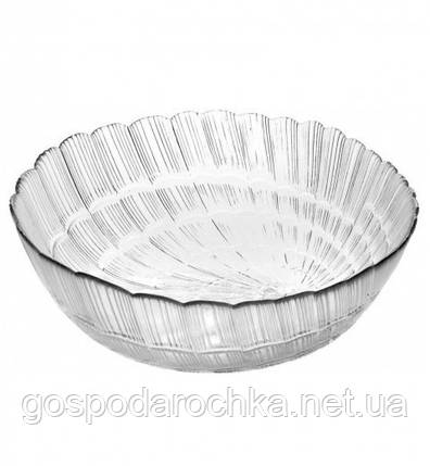 Салатник круглый стеклянный 27см ATLANTIS 10251 (Pasabahce), фото 2