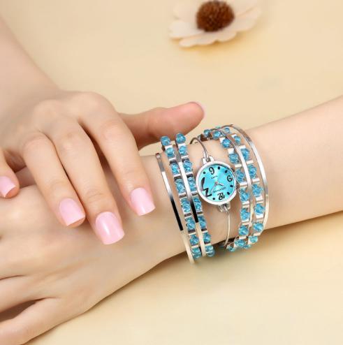 Наручные часы-браслет женские код 361