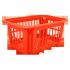 Корзина для складирования и хранения вещей - 18л