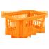 Корзина для складирования и хранения вещей - 18л, фото 4