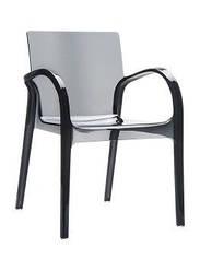 Кресло пластиковое прозрачное Dejavu