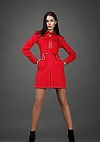 Платье красное р 44-46