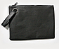Сумка конверт женская черная код 3-360, фото 3
