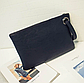 Сумка конверт женская черная код 3-360, фото 8