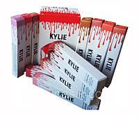 Набор жидких матовых помад Kylie (Кайли Дженнер), 12 штук