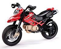 Детский мотоцикл на аккумуляторе Ducati Hypermotard