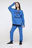2280 костюм Карат, голубой (S), фото 5