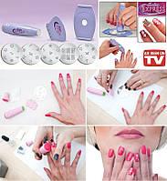 Стемпинг для ногтей Salon Express Nail Art, Качество