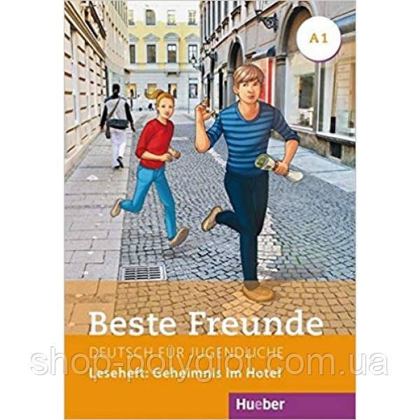 Beste Freunde A1.1 Leseheft: Geheimnis im Hotel