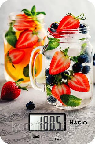 Весы кухонные MAGIO MG-794 5кг, фото 2