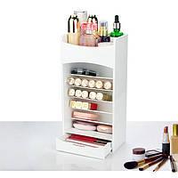 Органайзер для хранения косметики Cosmake Lipstick & Nail Polish Organizer, Качество