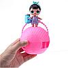 Кукла-сюрприз LQL в шарике, с аксессуарами,Cюрприз кукла в яйце,Кукла-шарик LOL!Акция, фото 7