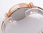 Модные наручные женские часы с черным ремешком  код 423, фото 4