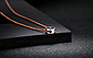Позолочений ланцюжок з кулоном код 1460, фото 4