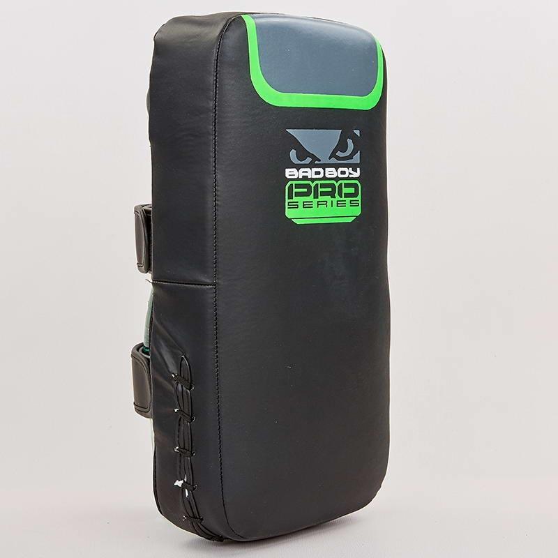 Макивара Прямая (1шт) FLEX BAD BOY черно-зеленый VL-8290