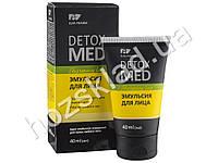 """Эмульсия для лица Elfa Pharm """"Detox Med"""" с экстрактами годжи и асаи, для любого типа кожи 40мл"""
