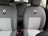 Чехлы в салон Renault Grand Scenic 2011- (5 мест) EMC Elegant