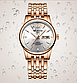 Женские часы, покрытые розовым золотом код 467, фото 2